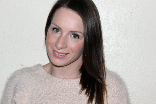 Blogger Caroline Elgey-White