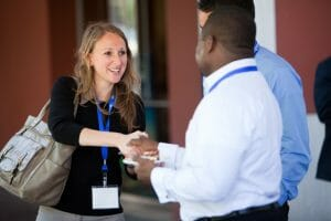 Network with locals to boost your bookings