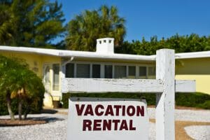 A vacation rental looking for direct bookings!