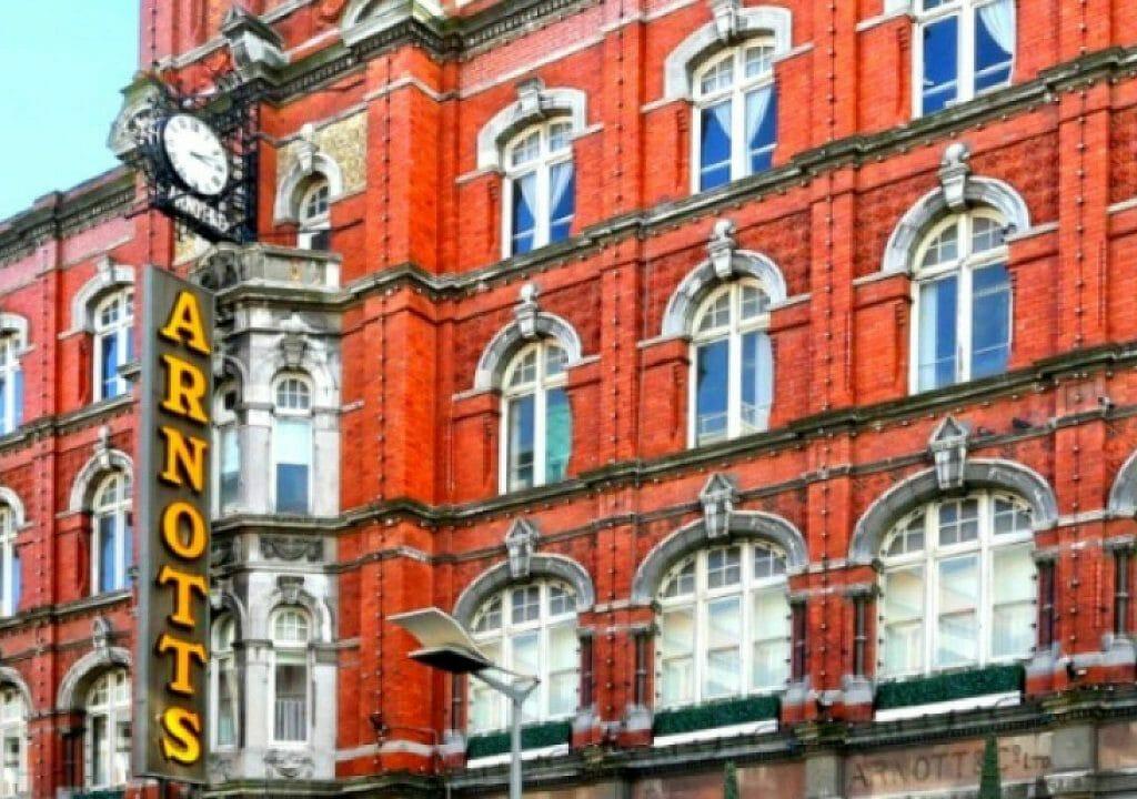 Arnott's in Dublin