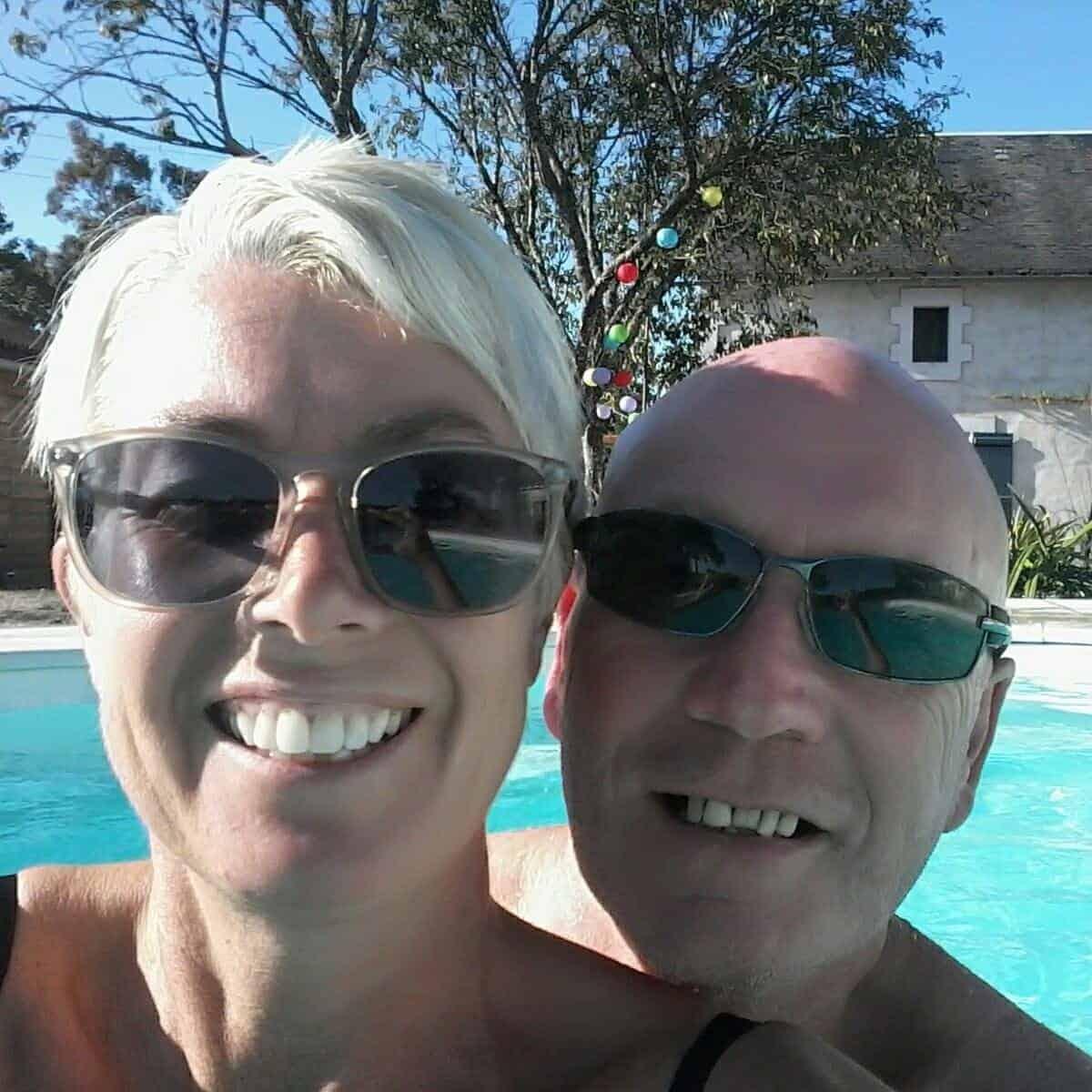 Sarah and Paul Wilkinson