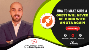 How to make sure a guest will never re-book with anota again