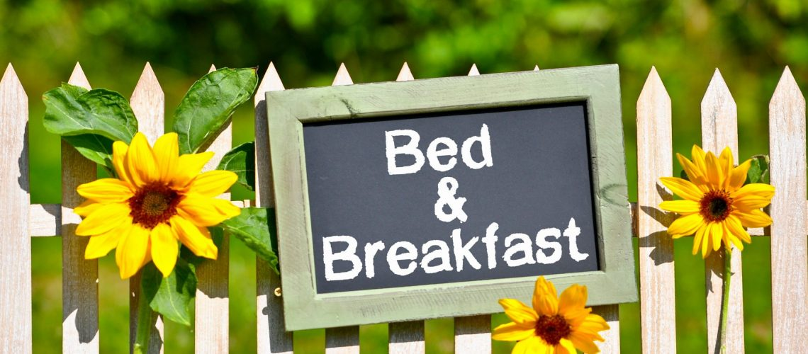 Hotel signs can be a great way to boost your direct bookings