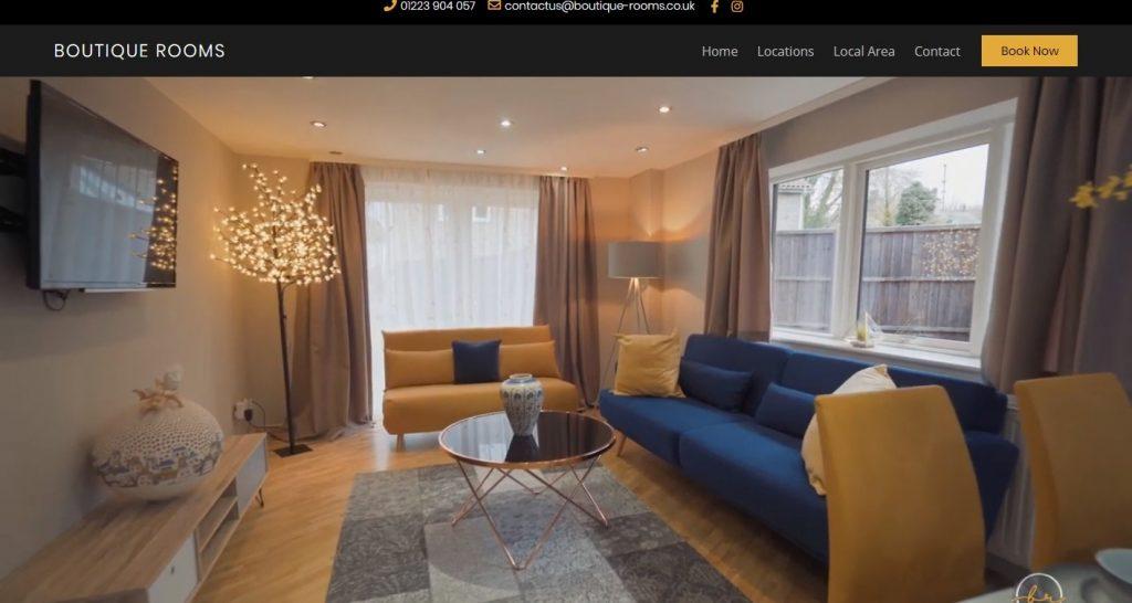 BOUTIQUE ROOMS - Cambridge - #bookdirect