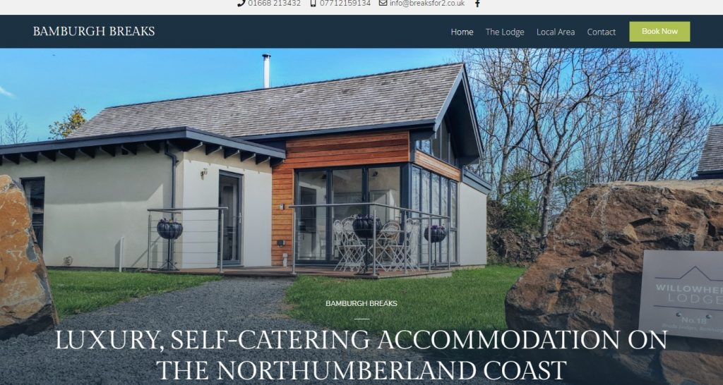 Bamburgh Breaks - Luxury Self-Catering Accommodation Northumberland
