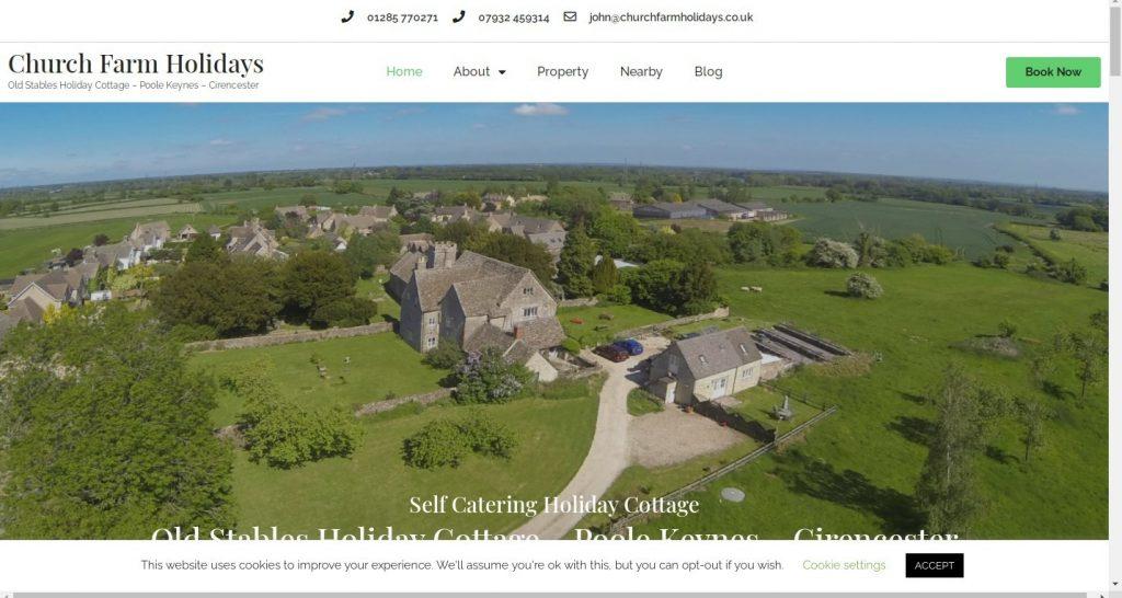 Home - Church Farm