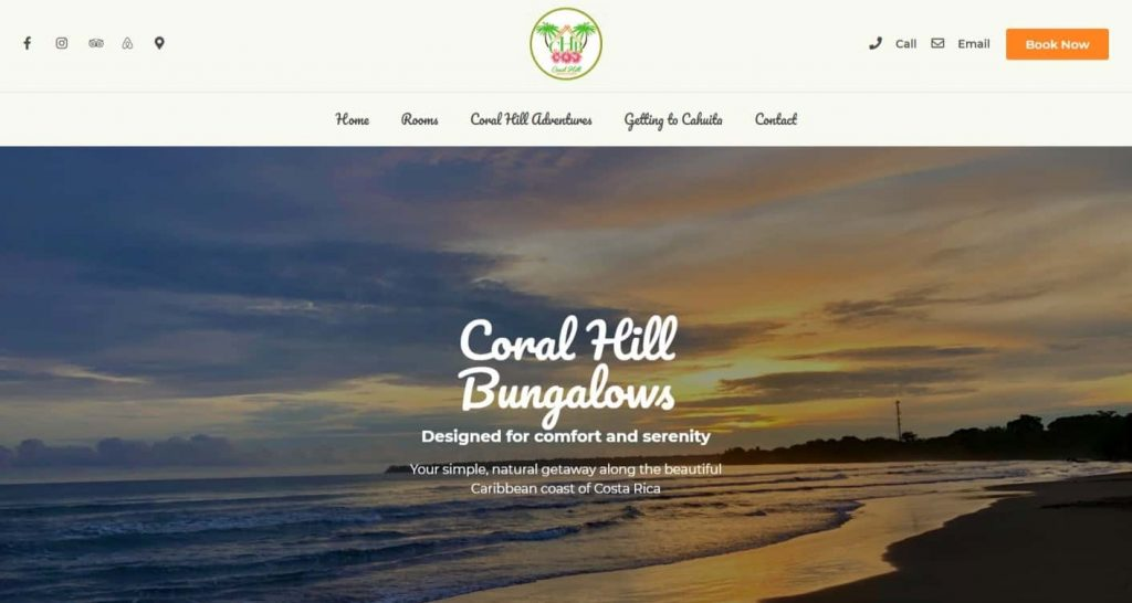 Home - Coral Hill Bungalows - #BookDirect