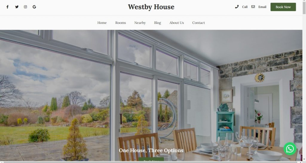 Home - Westby House