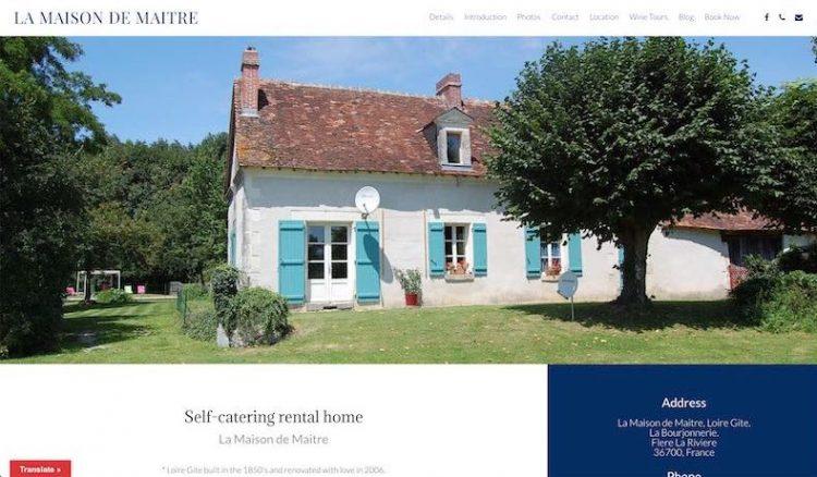 Loire Gite