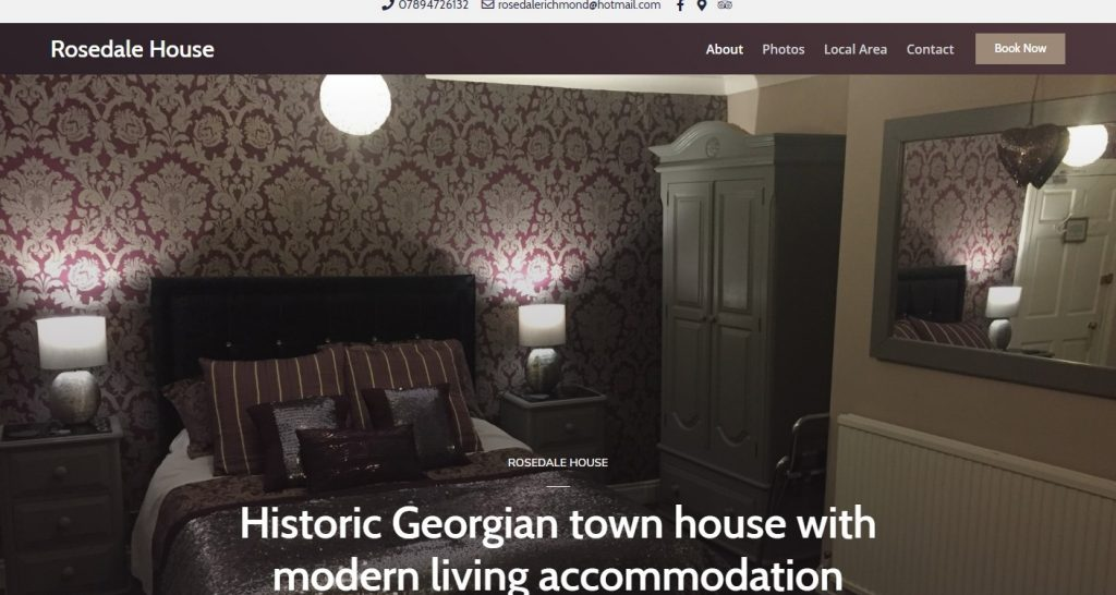 Rosedale House - Historic Georgian Town Houses with Modern Living