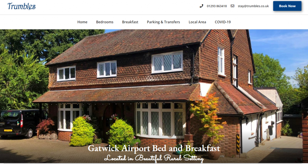 Trumbles-Gatwick-B-B-Official-Website-Book-Direct