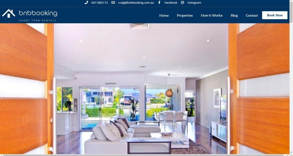 bnbbooking - Luxury Accommodation Brisbane Goldcoast Noosa Sydney Tyalgum